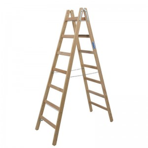 What is a wooden ladder