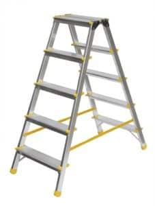 is aluminum ladder better then wood ladder